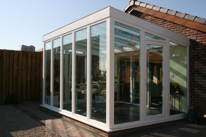 finesse pvcu conservatories orangeries extensions. Black Bedroom Furniture Sets. Home Design Ideas