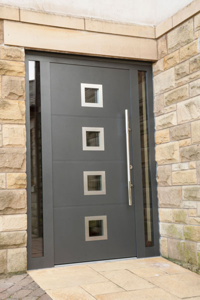 Finesse Pvcu Entrance Doors